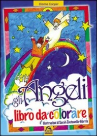Gli Angeli - Libro da colorare