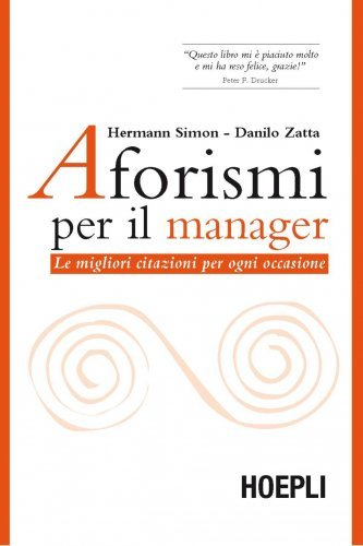 Aforismi per il Manager (eBook)