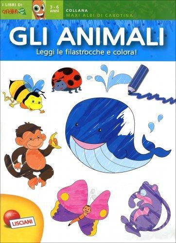 Maxi Albi di Carotina - Gli Animali