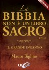 La Bibbia non è un Libro Sacro Vol. 1 - Audiolibro in CD Audio