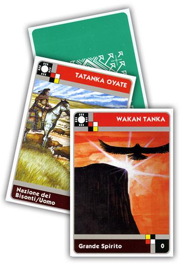 carte lakota