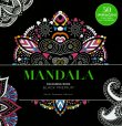 Colouring Book Black Premium - Mandala