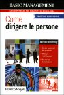 Come Dirigere le Persone Michael Armstrong