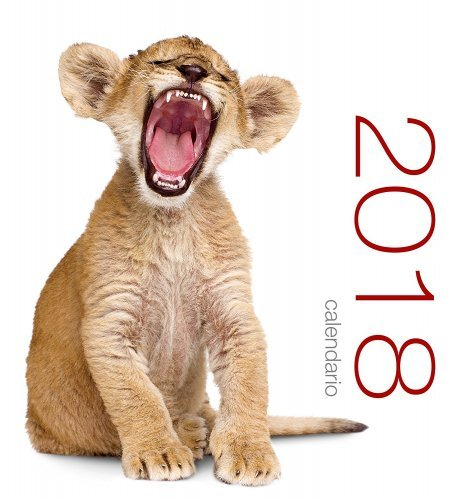 Calendario da Muro 2018 - Cuccioli di Animali
