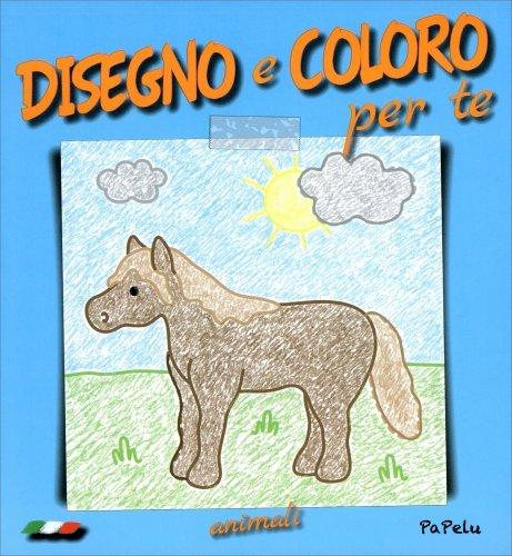 Disegno e Coloro Per Te - Animali
