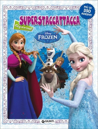 Frozen. Superstaccattacca Special