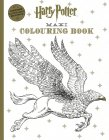 Colouring Book - Harry Potter - Maxi J. K. Rowling