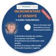 Incrementare le Vendite (Audiocorso Mp3) Vincenzo Fanelli