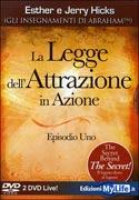 La Legge dell'Attrazione in Azione (2 DVD Live)