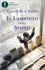 Il Labirinto degli Spiriti Carlos R. Zafón