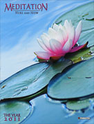 Calendario Meditation 2011 - Grande Formato