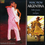 Music from Argentina - Folk Music & Tangos