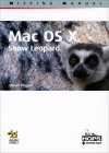 Mac Os X Snow Leopard David Pogue