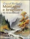 Montagne e Brughiere ad Acquarello David Bellany