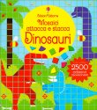 Mosaici Attacca e Stacca - Dinosauri Carly Davies