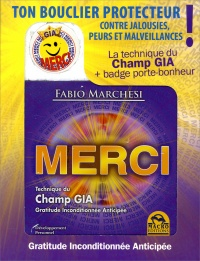 Merci - Technique du Champ GIA Fabio Marchesi