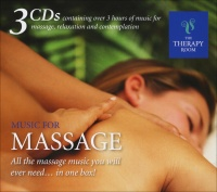 Music for Massage - Cofanetto 3 CD Stuart Jones