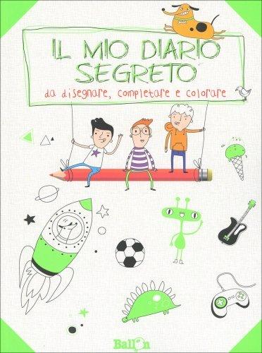 Il Mio Diario Segreto - Verde