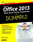 Office 2013 for Dummies (eBook) Wallace Wang