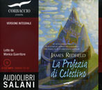 La Profezia di Celestino - Audiolibro 2 CD Mp3