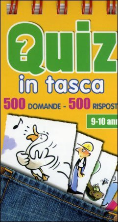 Quiz in Tasca (9-10 Anni)