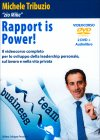 Rapport is Power! - 2 DVD + Audiolibro Michele Tribuzio