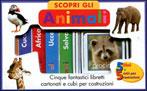 Scopri gli Animali - Cofanetto
