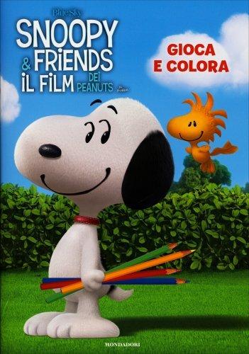 Snoopy & Friends il Film dei Peanuts - Gioca e Colora