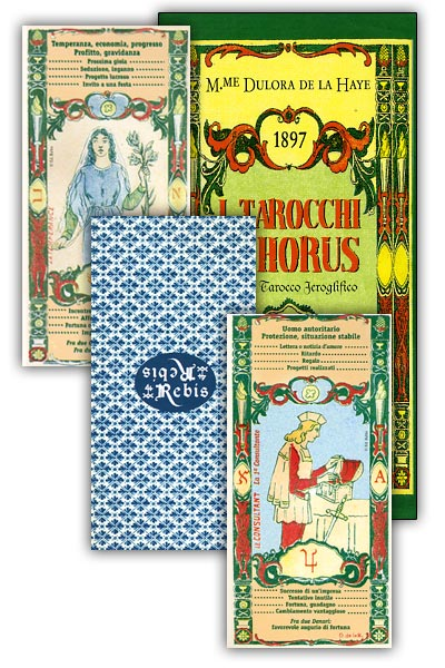 tarocchi di Horus