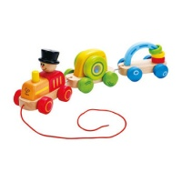 Trenino Trainabile Triplo - Triple Play Train - Hape