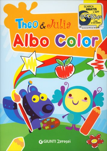 Theo & Julia.- Albo Color