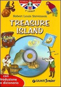 Treasure Island - Con CD Incluso