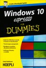 Windows 10 Espresso for Dummies