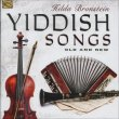 Yiddish Songs Old and New Hilda Bronstein
