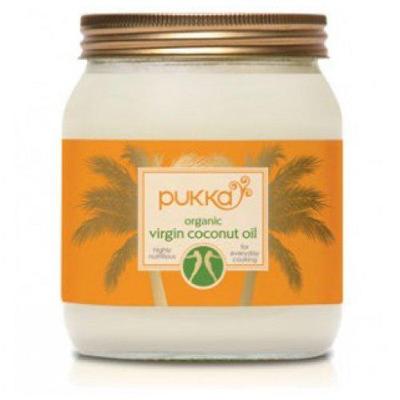 olio di cocco vergine - pukka herbs - Olio Di Cocco Cucina