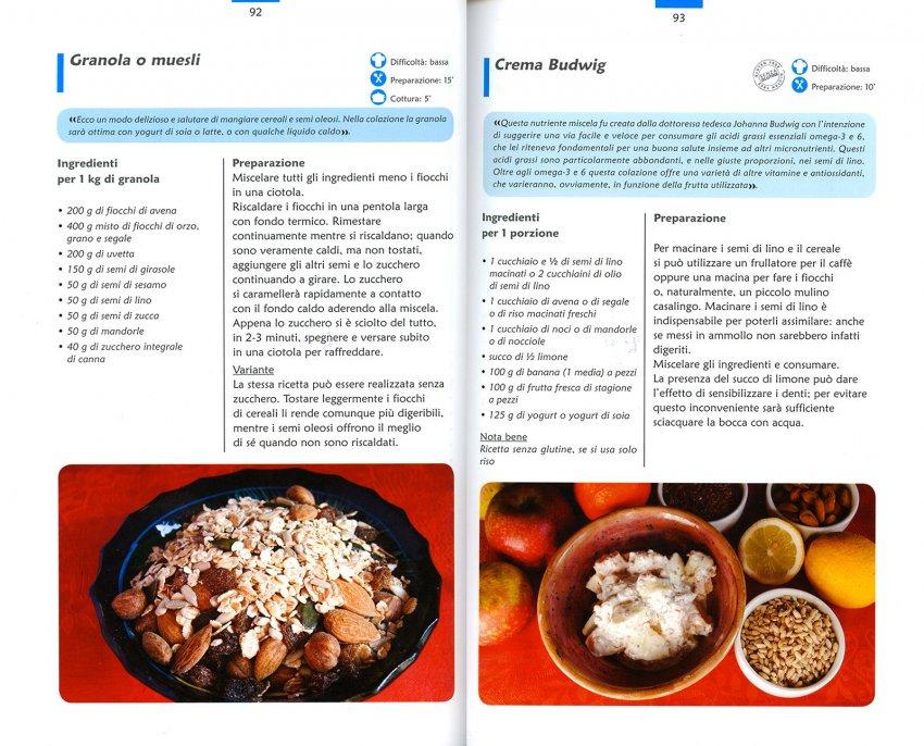 La cucina vegetariana e vegana santi borgni libro - Cucina vegetariana ricette ...