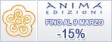 Sconto 15% Anima Edizioni