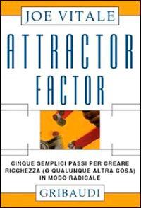 Attractor Factor Joe Vitale Libro