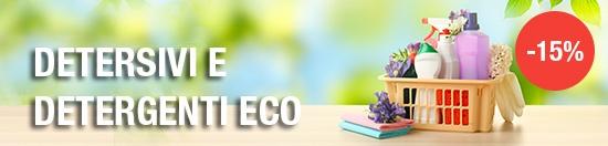 Detersivi e Detergenti Eco