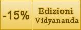 Sconto 15% Vidyananda