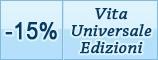 Sconto 15% Vita Universale
