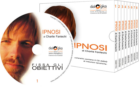 Ipnosi - Cofanetto 8 Cd