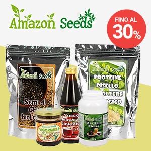 Amazon Seeds - 30%