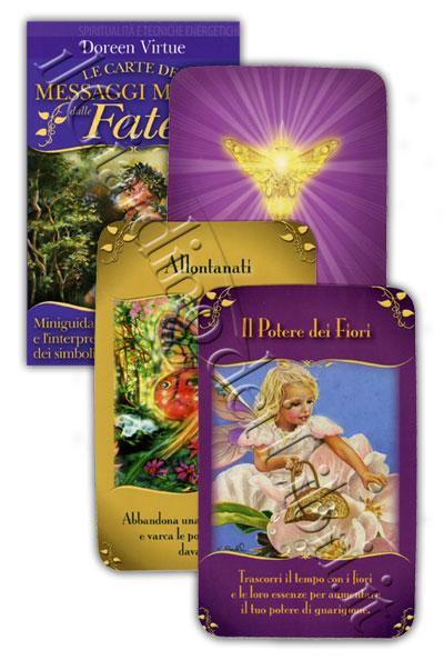 carte dei messaggi magici delle fate