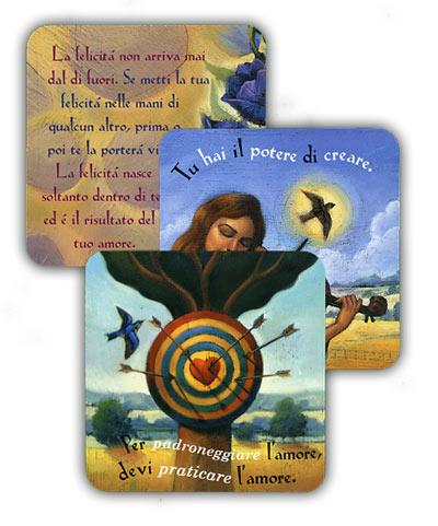 carte della padronanza dell'amore