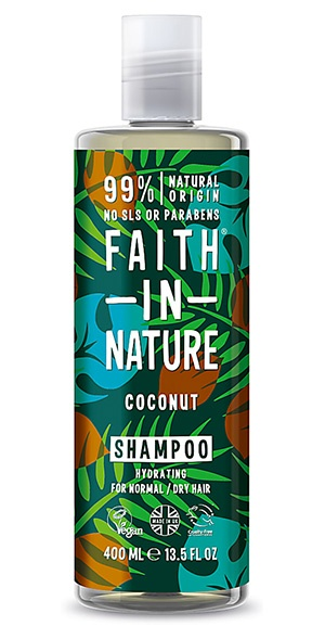 Shampoo al Cocco