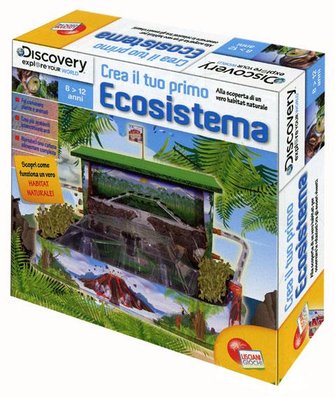 Crea il tuo primo ecosistema for Crea il tuo giardino