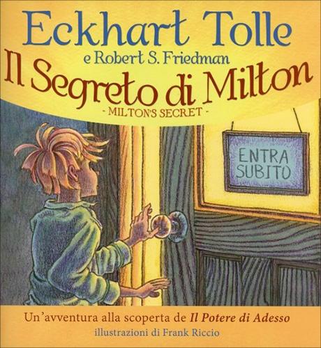 libri per bambini - Il segreto di Milton