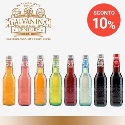 Sconto 10% - Galvanina