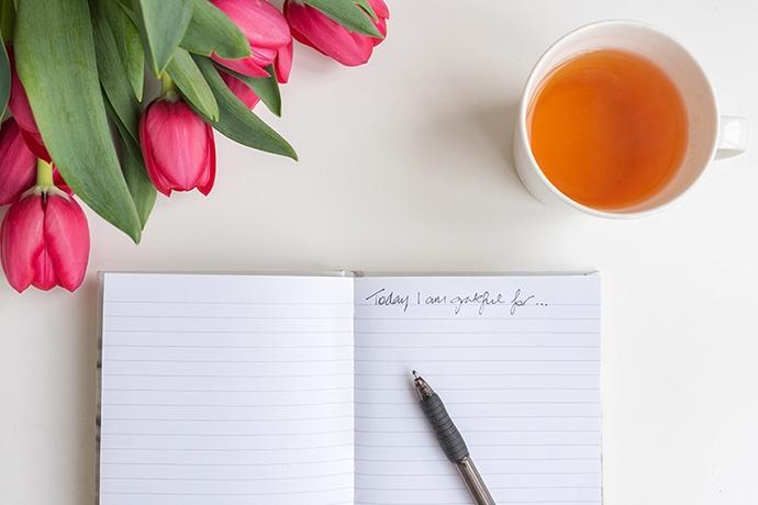 Come scrivere il diario della gratitudine